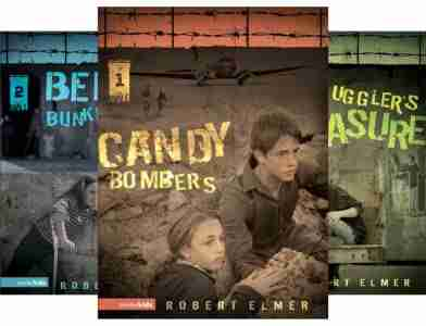 Candy Bomber the Wall Series