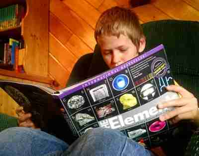 Learning Made Fun- The Elements by Theodore Gray