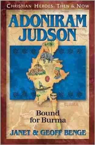 Adorinam Judson by Benge