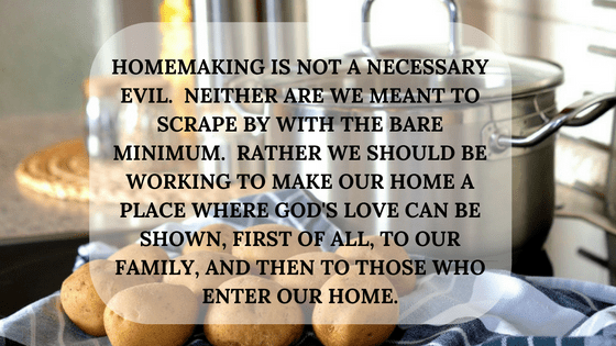homemaking-quote