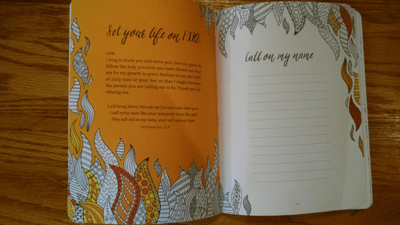 Gratitude: A Creative Coloring Journal Review