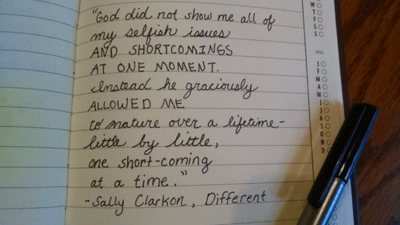 Different by Sally and Nathan Clarkson