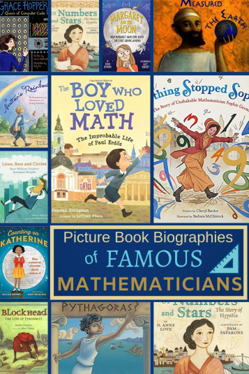Mathematicians Picture Book Biographies