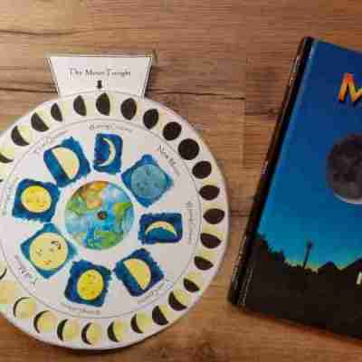 Printable Moon Cycle Tracker
