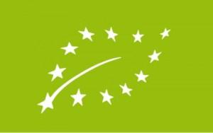 Logo oficial de la UE acreditativo de agricultura ecológica