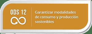 Imagen del ODS 12: Garantizar modalidades de consumo y producción sostenibles.