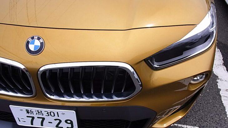 【BMW 新型 X2 試乗 レビュー】 Part4 動的質感編  これがBMWのクロスオーバー?! 期待を大きく超えてきた!!