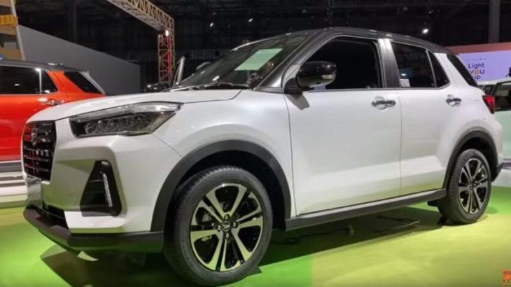 トヨタ新型コンパクトSUV【ライズ(RAIZE)のグレード・価格判明】これは売れるヤツ!