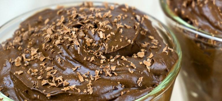 Crazy Schokoladencreme mit Avocado