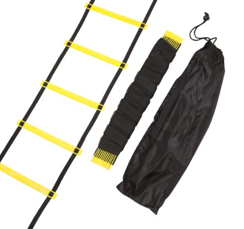Trademark Innovations Agility Ladder Durability
