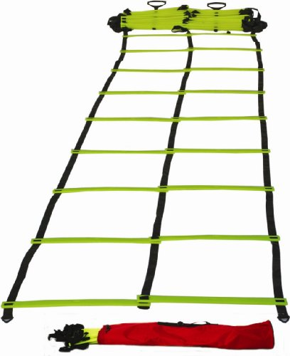 Cintz Dual Speed Agility Ladder