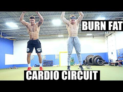 HIIT Cardio Circuit | BURN FAT | The Lost Breed