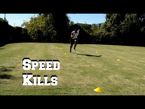 Daily Speed, Quickness, Agility Workout for Athletes