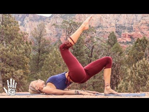 Pilates Intense Mat Workout ♥ Tools For A New You | BELIEF