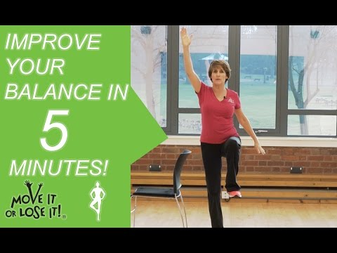 Improve your Balance in 5 minutes!