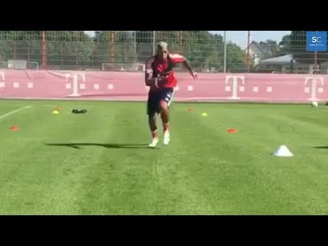 Jerome Boateng Speed And Agility Training | Speed And Agility Training For Soccer