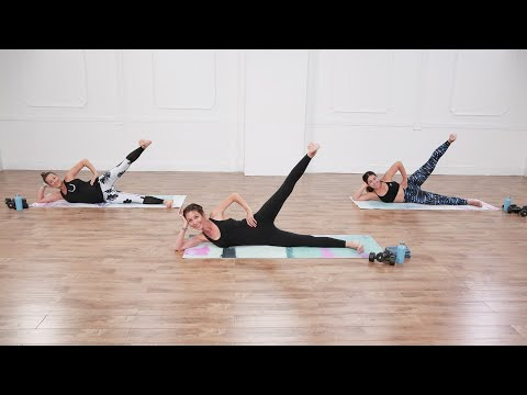 40-Minute Cardio Pilates and Strength Workout