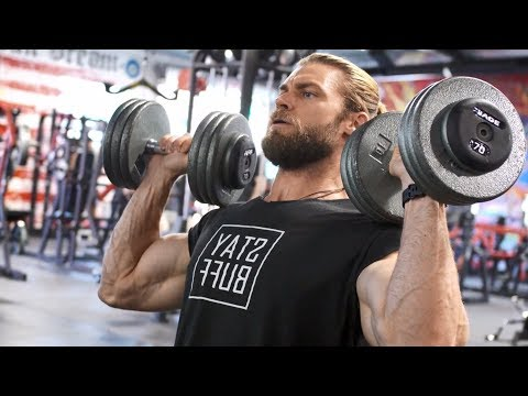 SHOULDERS WORKOUT – Training for Muscle Balance & Injury Prevention