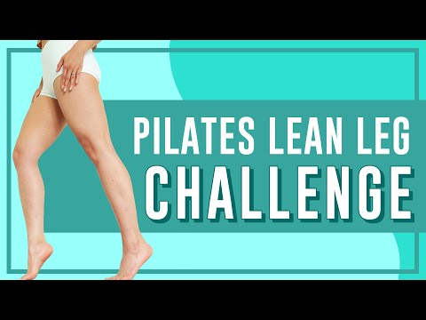 3 Minute Tippy Toes Leg Slimming Workout | POP Pilates Song Challenge