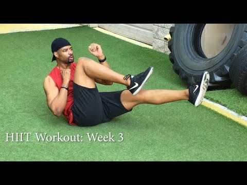 Mayo Clinic HIIT Workout for Mind & Body – Week 3