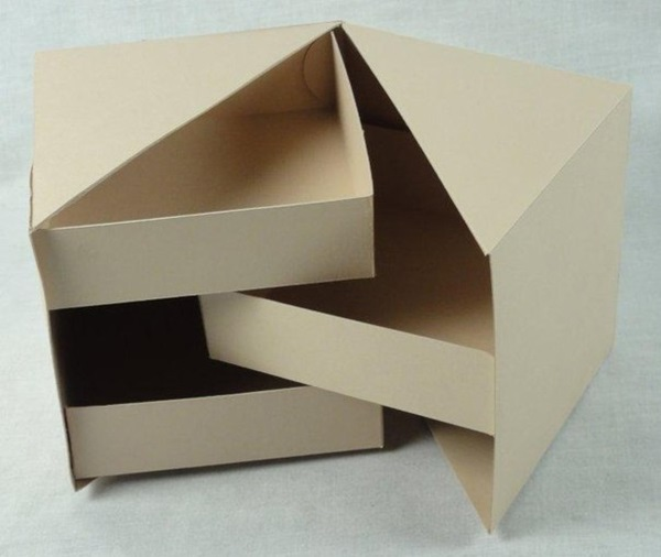 Wonderful DIY Secret Jewelry Box From Cardboard