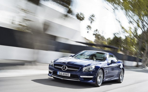 Wallpapers of Mercedes 11