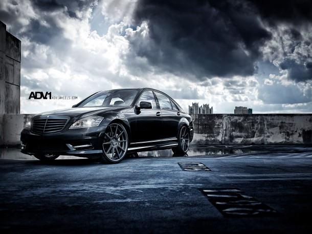 Wallpapers of Mercedes 7