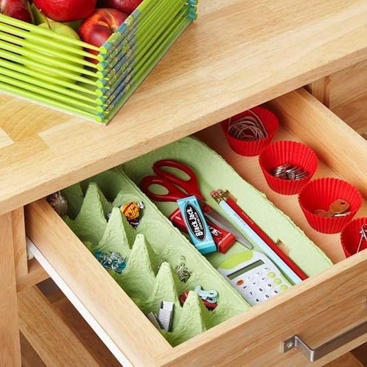 22. Budget-Friendly Drawer Dividers