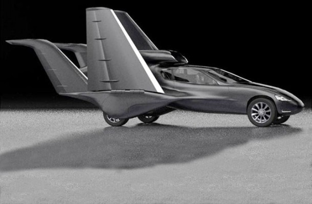 GF7 Flying car 2