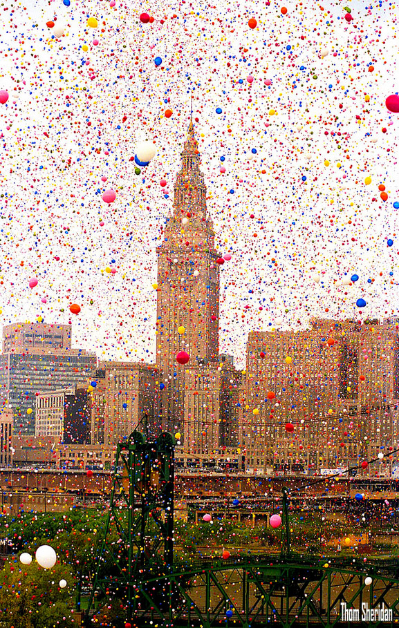 Balloons In Cleveland-2