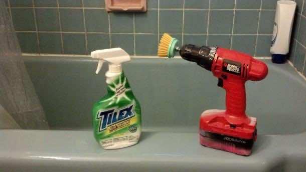 14. Keeping the Bath clean