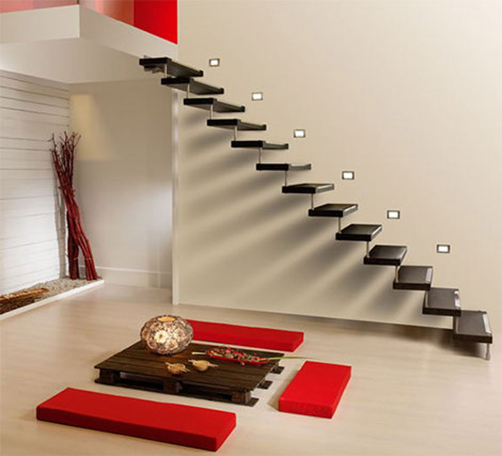 25 Stair Design Ideas For Your Home | Staircase Designs For Homes | Concrete | Contemporary | Modern | Round | Luxury