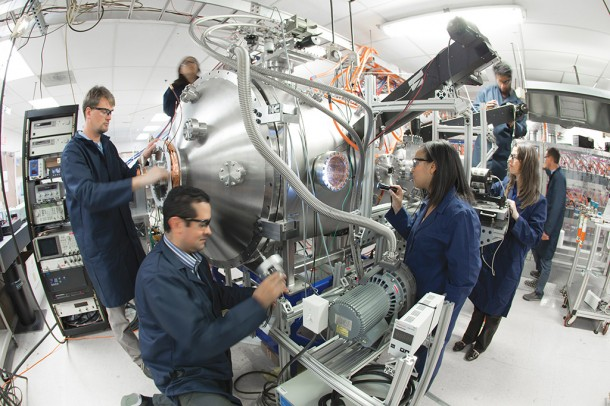 Lockheed Martin Working on Compact Fusion Reactor 3