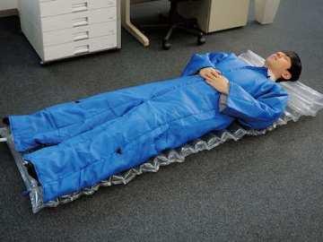 Wearable Futon Air Mat Set2