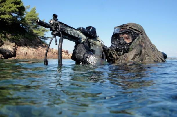 French Commando Marine