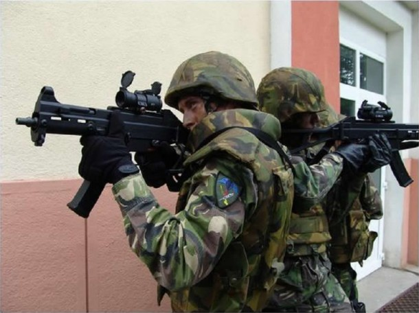 Romanian Special Forces