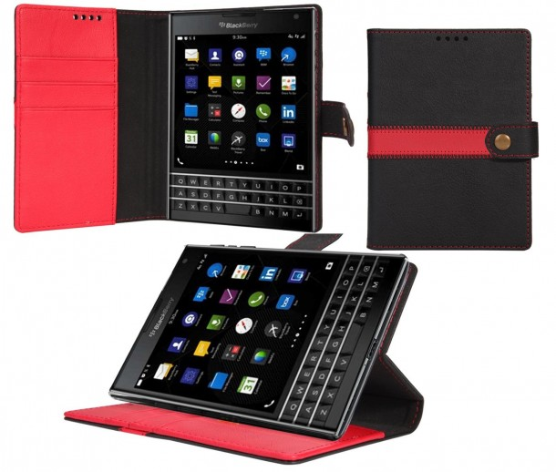 10 best cases for Blackberry Passport 4
