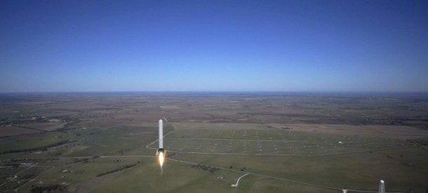 SpaceX is Ready to Attempt Landing of Falcon 9 5