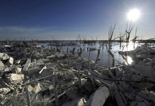 Villa Epecuen is The Town That Drowned6