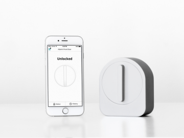 Sesame Smart Lock by Candy House – Secret Knock to Unlock Doors