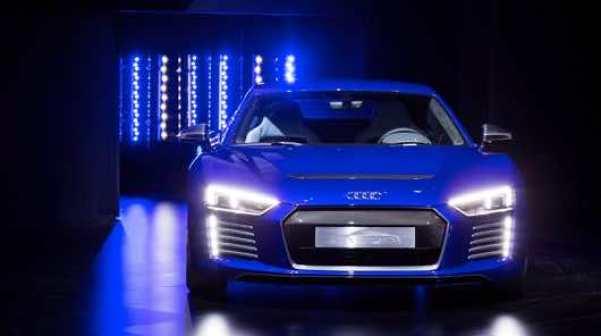 Audi R8 E-tron2