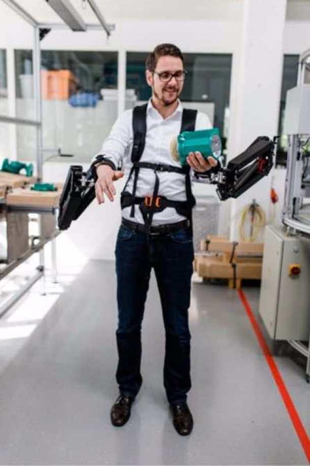 Robo-mate Exoskeleton Makes 10Kg Feel Like 1Kg 6