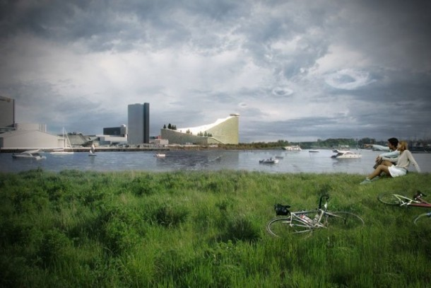 Denmark Will Soon Have A Ski Slope Featured On A Power Station 4