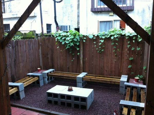 26 Amazing Outdoor Seating Ideas 9