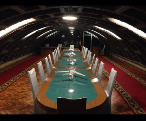 Russian Nuclear Holocaust Bunker9