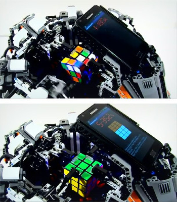 7 Wonderfully Engineered Gadgets Made Out Of LEGO 1a