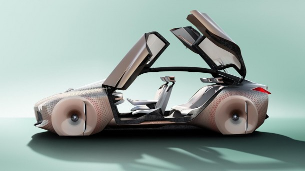 BMW's Vision Next 100 Has Been Unveiled On 100th Anniversary 2