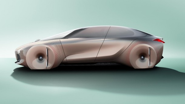 BMW's Vision Next 100 Has Been Unveiled On 100th Anniversary 7