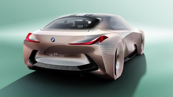 BMW's Vision Next 100 Has Been Unveiled On 100th Anniversary 8