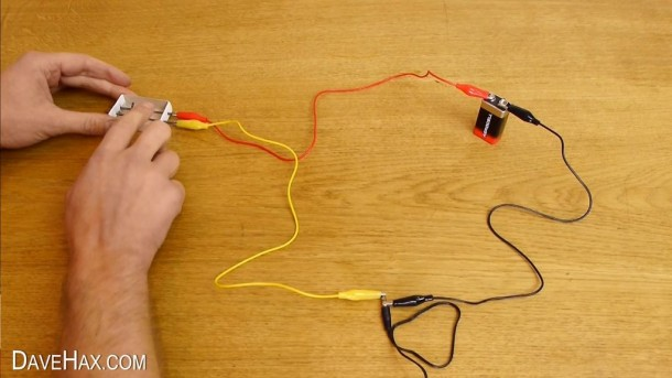 DIY Microphone By Using A Matchbox 7